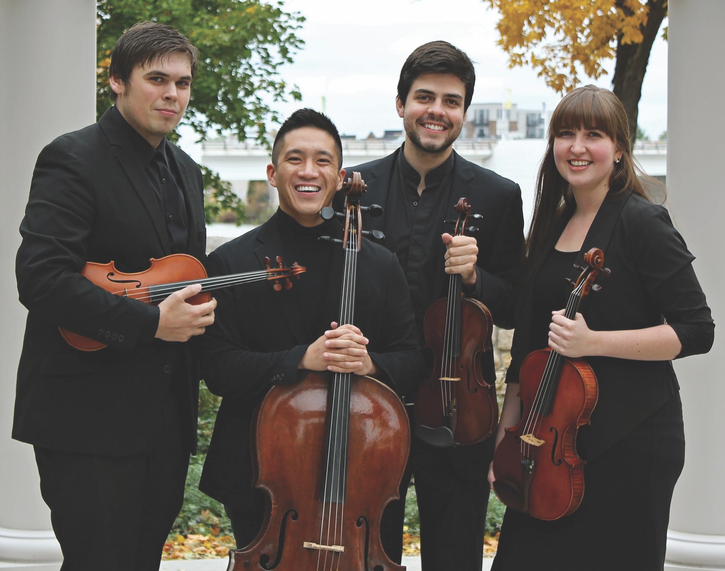 Griffon String Quartet, Midsummer's Music