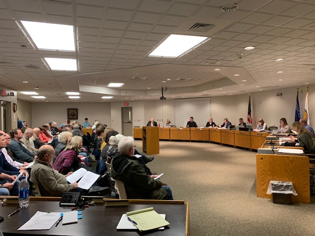 Sturgeon Bay Common Council Jan. 15, 2019.