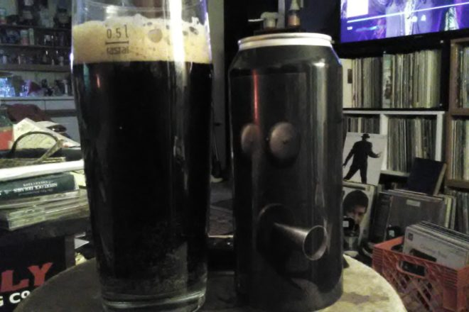 Cheers, Stranger Than Fiction Porter, Collective Arts Brewing, Jim Lundstrom, Door County, Beer Review, beer
