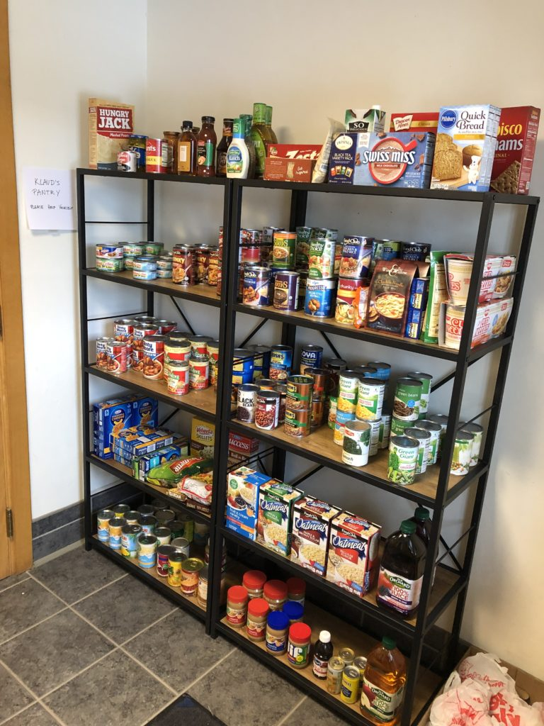 Klaud\'s Kitchen Owner Honored with Food Pantry - Door County ...