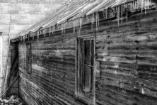 Len Villano, Fishing Shed, Door County, fishing, Door County photography