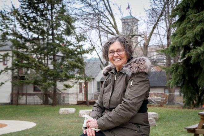 Margaret Rozga Named 2019-20 Wisconsin Poet Laureate