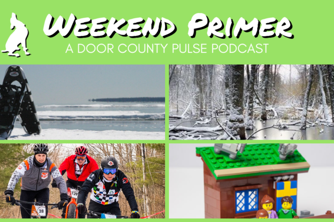 Fat Tires and Fat Shoes: Weekend Primer Podcast