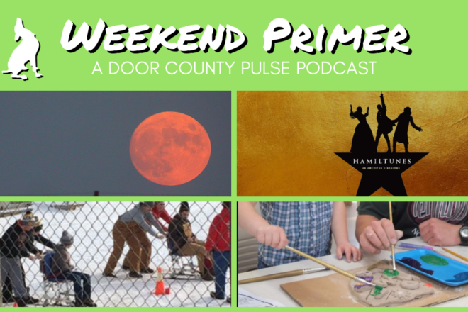 The One Where We Talk About Hamilton Too Much: Weekend Primer Podcast