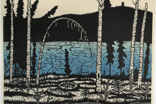 Printmaking Resurgence at Peninsula School of Art: New exhibit highlights possibilities of printmaking