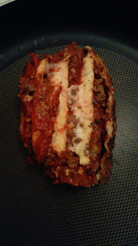 Jim Lundstrom, lasagna, keto diet