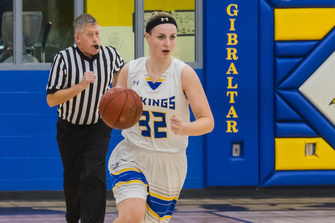 Girls Basketball: Pluff Earns 3rd All-conference Award