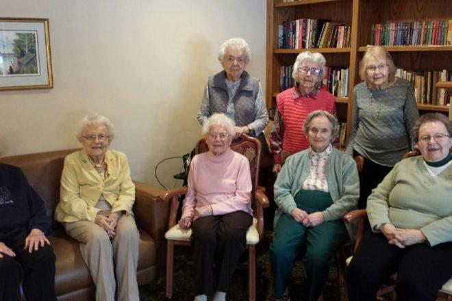 Pine Crest Village's Book Club