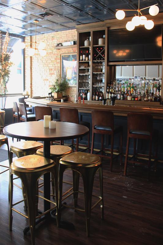 Inn at Cedar Crossing, bar, Door County, Aleah Kidd