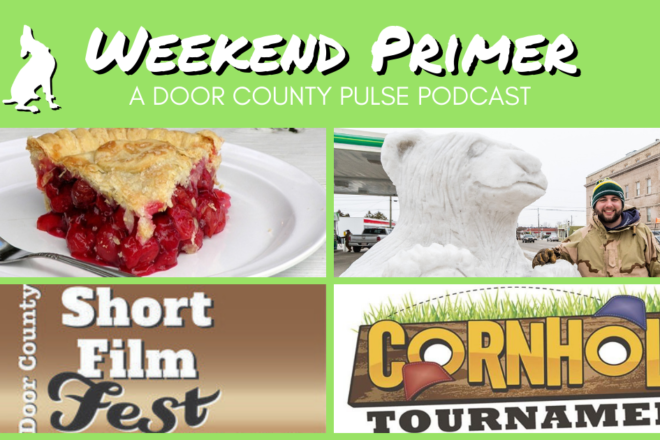 A Weekend of Ice & Pie: Weekend Primer Podcast