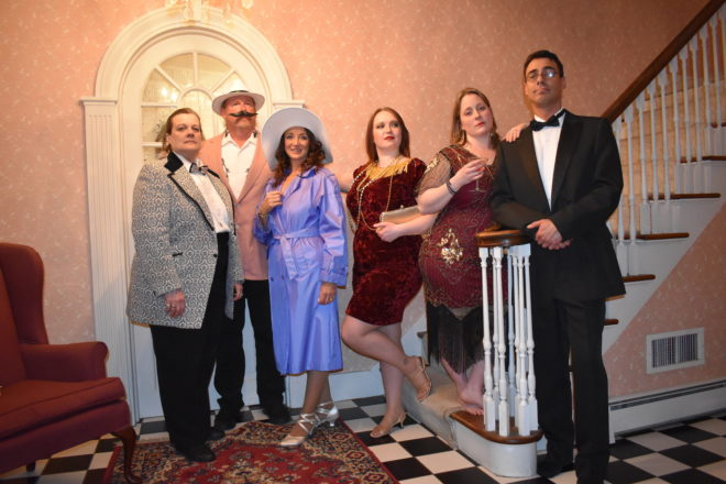 Rogue Theater Offers Annual Murder-Mystery Series