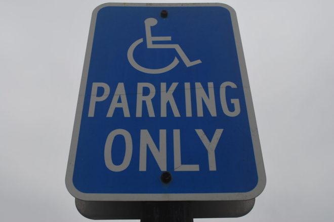 Manners Matter: Handicap Parking