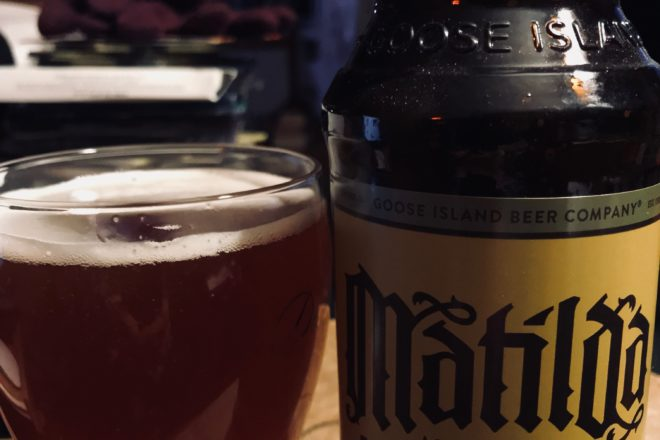 Beer Review, Hey Matilda, Jim Lundstrom