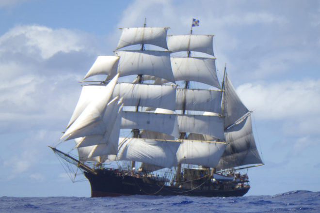 2019 Tall Ships Festival, Schedule of Events