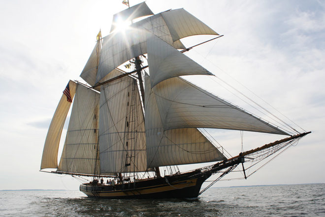 More Ships Added to Nicolet Bank Tall Ships
