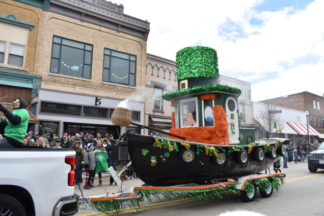 St. Patrick's Day Parade Winners
