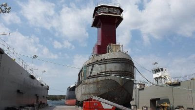 Rotary Club's Shipyard Tours