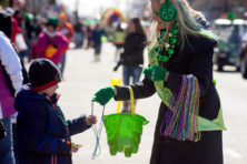 St. Patrick's Day, Sturgeon Bay Visitor Center, Sturgeon Bay, St. Patrick's Day parade