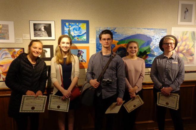 'Salon of High School Art' Recipients Announced