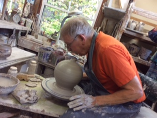 Ellison Bay Pottery Opens for 45th Year