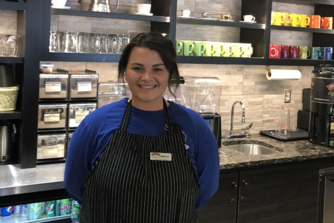 Server of the Week: Mikayla Franda