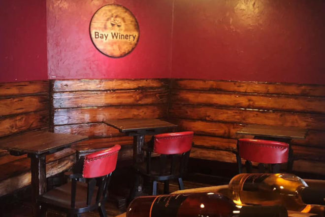 Bay Winery Debuts on Bay Shore Drive