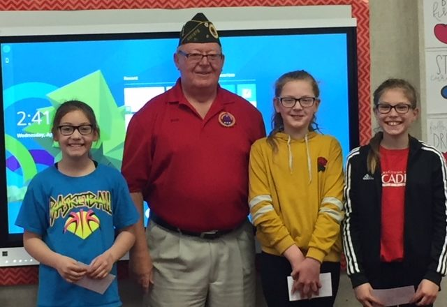 AMVETS Award Final Flag Poster Contest Winners of 2019