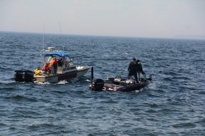 News Bulletin: Boston Whaler Makes Last Rescue