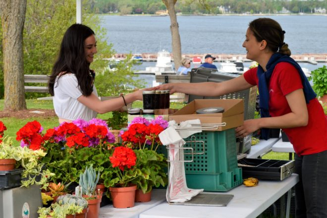 Egg Harbor Farmers' Market Open for the Season