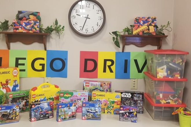 LEGO Drive A Success