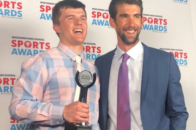 LeCaptain Named Boys Athlete of the Year