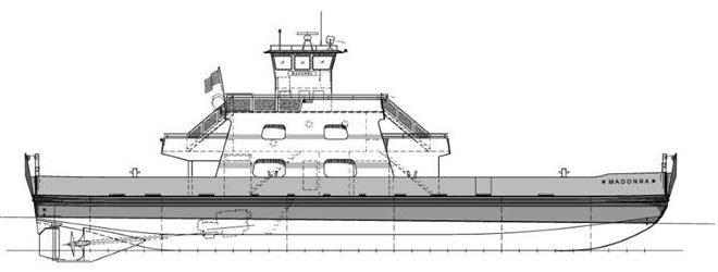 Fincantieri to Build New Washington Island Ferry