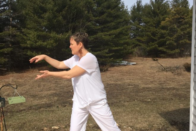 Aldrich to Offer QiGong Classes