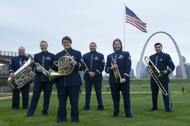Mobility Brass Quintet to Perform Free Concert at DCA
