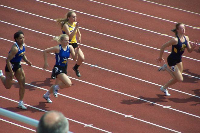 Area Track Athletes Shine at State