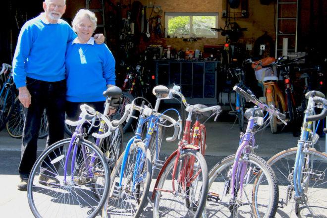 Ken 'The Bike Man' Retiring After 23 Years