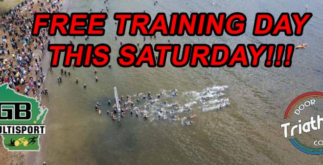 Free Swim and Bike Training June 29