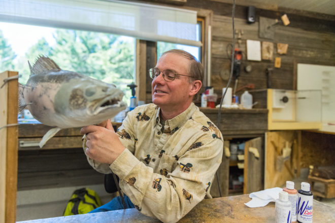 Mike Orthober Becomes Taxidermy Hall of Fame Inductee