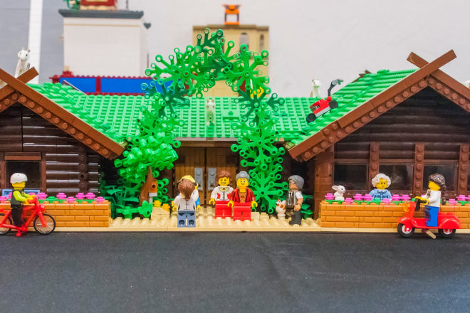A Party for Lego Lovers of All Ages
