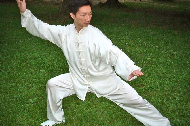International Tai Chi Symposium at Kress Pavilion Aug. 26-29