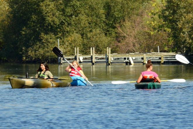 Kayaking Algoma Celebrates the Wild Side of the Ahnapee