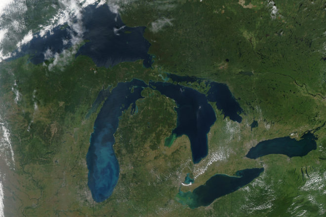 By the Numbers: The Great Lakes