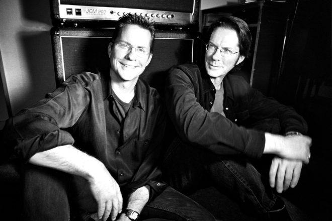Guthrie Brothers Emulate Simon & Garfunkel