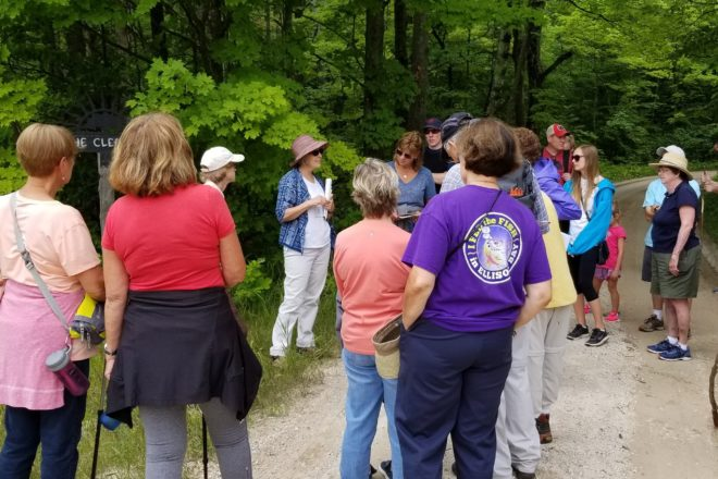 Docent-Led Hikes at The Clearing