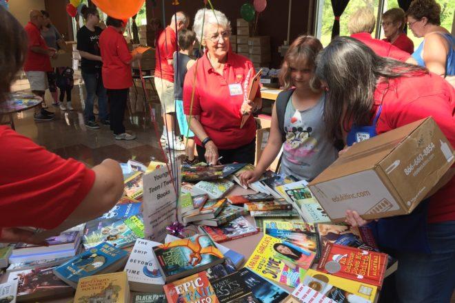 Literacy is Focus of Altrusa of Door County