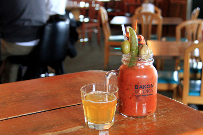In Your Glass: The Bloody Mary