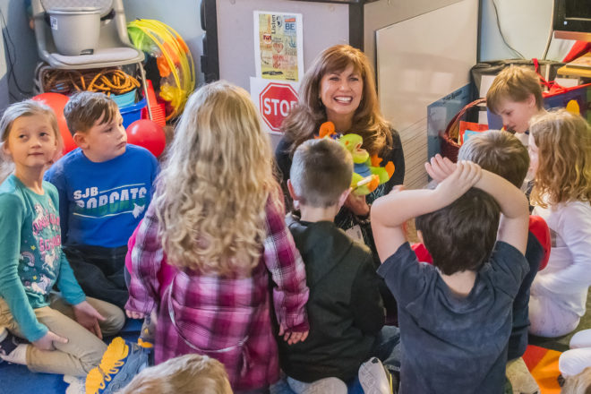 Lori Vorpahl: 2018 Volunteer of the Year