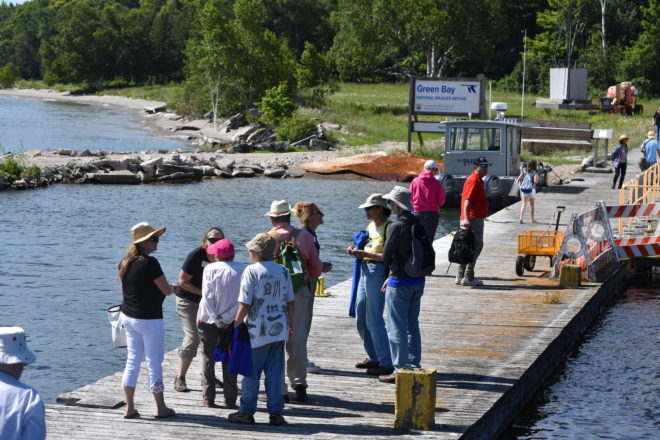 Friends of Plum and Pilot Islands' Annual Meeting and Picnic