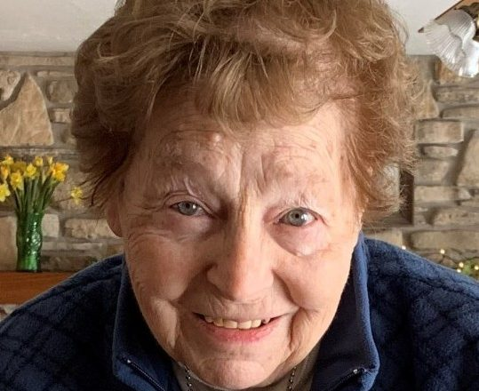 "Obituary: Elizabeth ""Betty"" Jean Schopf"