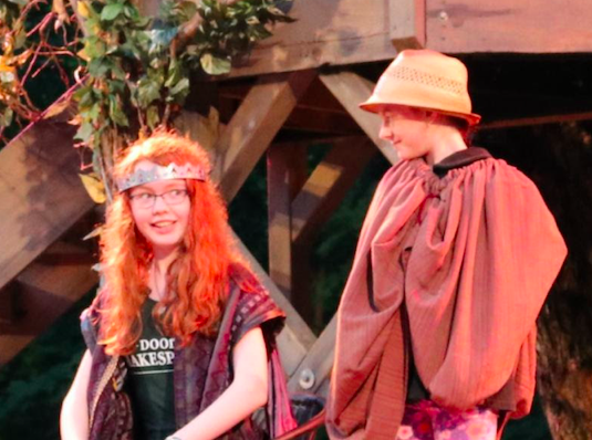 Camp Will Delights Kids Who Love Theater
